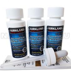 KIRKLAND (Киркланд 5 % ) с миноксидилом ( 3 флакона )