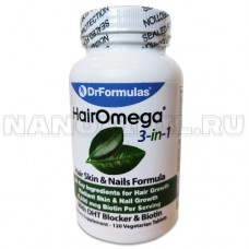 Витаминный комплекс Hairomega для роста волос