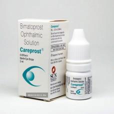 Средство для роста ресниц Careprost